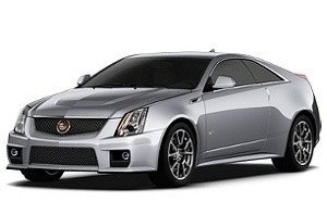Cadillac CTS-V Coupe 2010