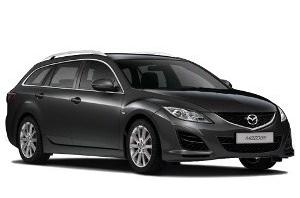 Mazda 6 Wagon 2010