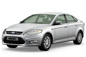 Ford Mondeo Hatchback 2010