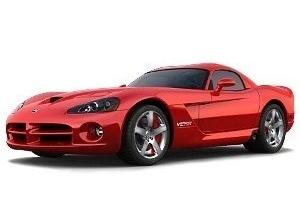 Dodge Viper Coupe 2009