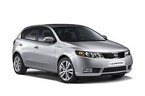 KIA Cerato Hatchback 2010