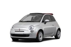 Fiat 500C 2009