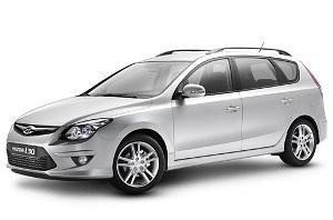 Hyundai i30cw 2010