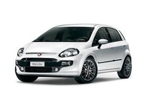 Fiat Punto Evo 5-ти дверный 2009