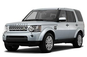 Land Rover Discovery 4 2009