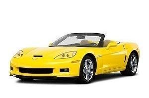 Chevrolet Corvette Grand Sport Convertible 2009
