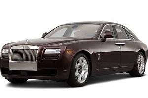 Rolls-Royce Ghost 2009