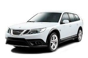 Saab 9-3X 2011
