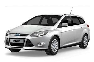 Ford Focus Wagon 2011