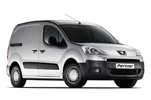 Peugeot Partner Fourgon 2008
