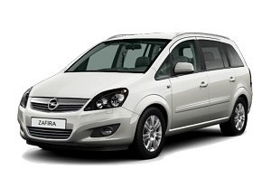 Opel Zafira B 2008