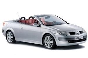 Renault Megane Cabriolet 2006