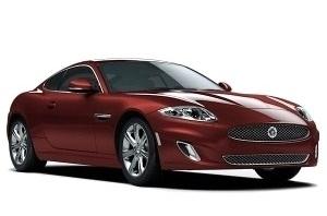 Jaguar XK Coupe 2011
