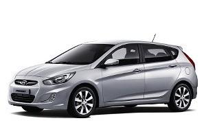 Hyundai Accent Hatchback 2011
