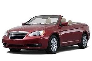 Chrysler 200 Convertible 2011