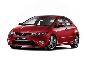 Honda Civic 5D R-series 2010