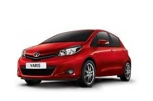 Toyota Yaris 5-и дверный 2011