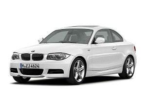 BMW 1 Series Coupe (E82) 2011