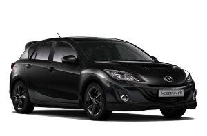 Mazda 3 MPS 2011