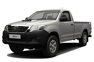 Toyota Hilux Single Cab 2011