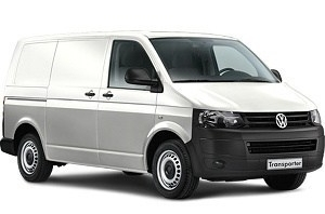 Volkswagen Transporter Kasten 2010