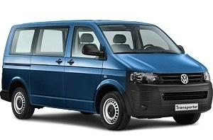 Volkswagen Transporter Kombi 2010