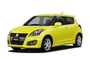 Suzuki Swift Sport 5-ти дверный 2011