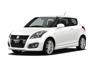 Suzuki Swift Sport 3-х дверный 2011