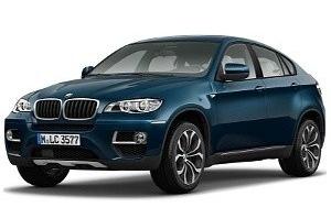 BMW X6 (E71) 2012