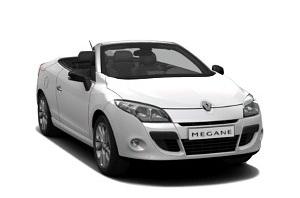Renault Megane Cabriolet 2010