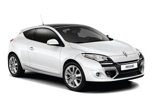 Renault Megane Coupe 2012
