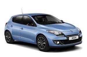 Renault Megane Hatchback 2012