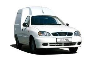 Daewoo Sens Pick-up 2006