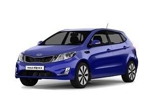 KIA Rio Hatchback 2012