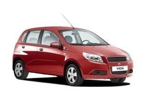 ЗАЗ Vida Hatchback 2012