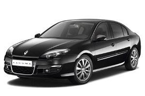Renault Laguna Hatchback 2010