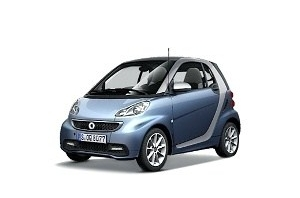 smart fortwo coupe 2012
