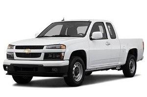 Chevrolet Colorado Extended Cab 2004