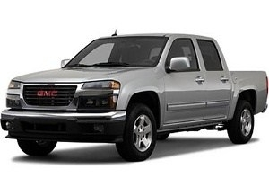 GMC Canyon Crew Cab 2004