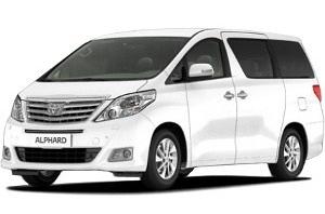 Toyota Alphard 2011