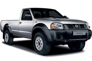 Nissan NP300 Single Cab 2004