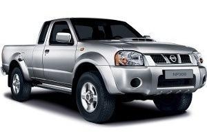 Nissan NP300 King Cab 2004