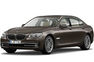 BMW 7 Series (F01) 2012