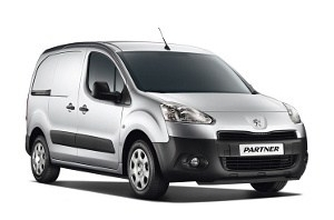 Peugeot Partner Van 2012
