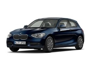 BMW 1 Series 3-х дверный (F21) 2012