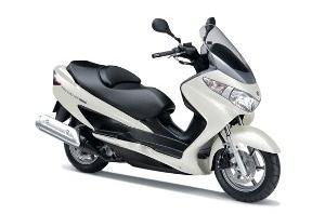 Suzuki Burgman 200/125