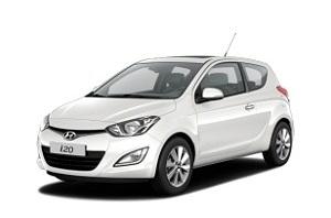 Hyundai i20 3-х дверный 2012