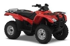 Honda TRX420FA Rancher