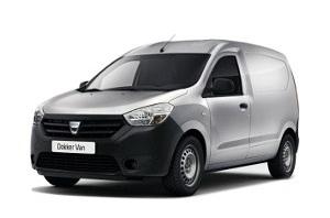Dacia Dokker Van 2012