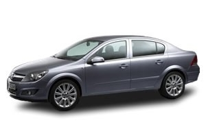 Opel Astra H Sedan 2007